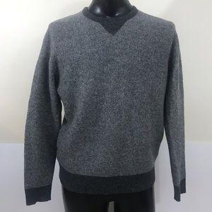 J.Crew crewneck sweater 100% lambswool